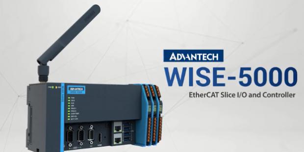 研华发布新产品-精巧型EtherCAT控制器 (18播放)