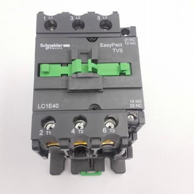 施耐德LC1-E系列交流接触器