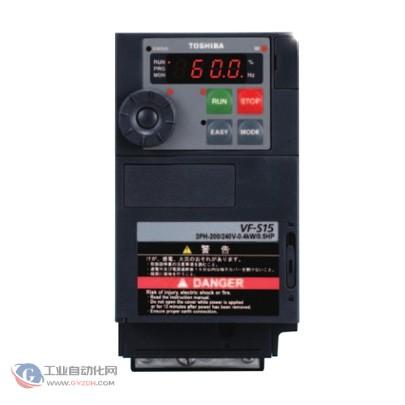 东芝变频器VFS15-4150PL三相400V 15KW现货