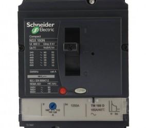 施耐德Schneider塑壳断路器|NSX