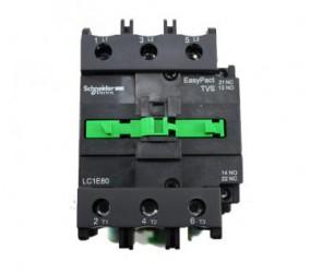 施耐德交流接触器|LC1E