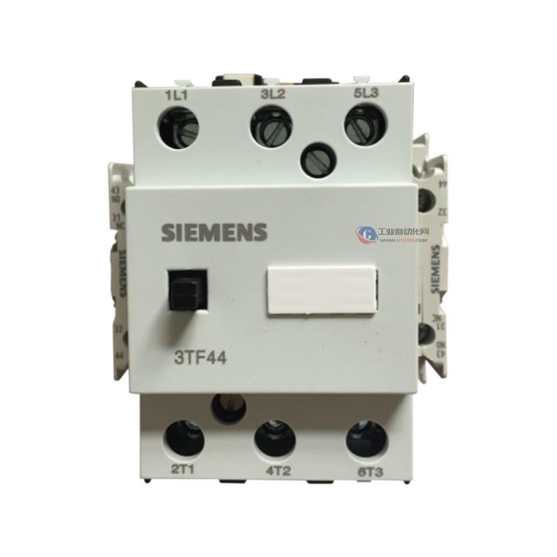 西门子交流接触器3TF43200XM0电机控制产品AC220V