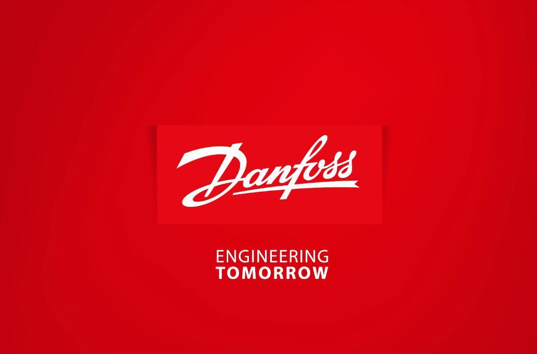 Danfoss - 新平台介绍 (104播放)